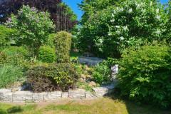 Hof Wiesengrund Rügen Gartenteich